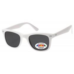 Sluneční brýle Sunoptic SP112B bílá