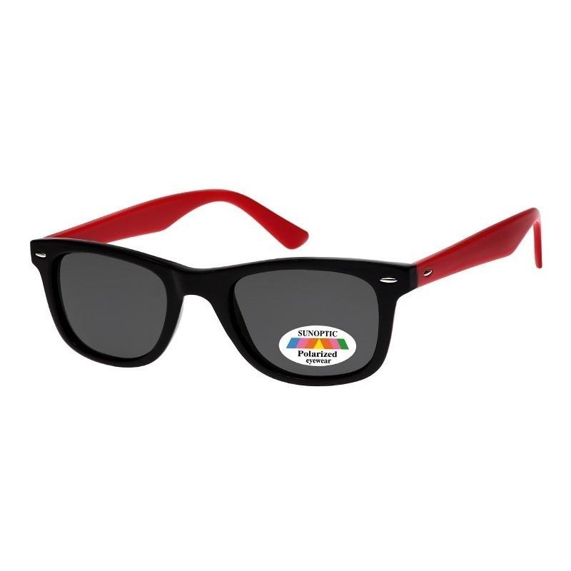 Sluneční brýle Sunoptic SP112i černá