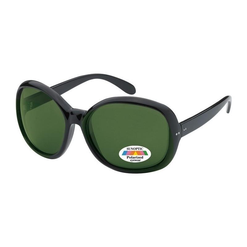 Sluneční brýle SP110A černá
