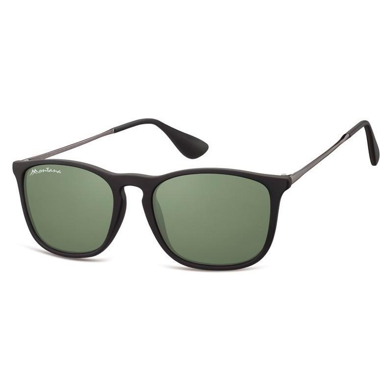 Montana S34E černá + zelená skla