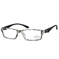 Vzorované čtecí brýle MR94