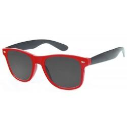 Sluneční brýle S41D červená