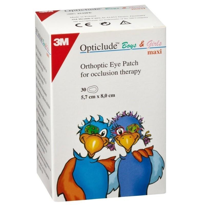 Okluzor Opticlude maxi 30 ks