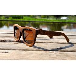 Dřevěné brýle Goodoo