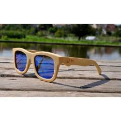 Dřevěné brýle Sophere