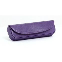 Brýlové pouzdro 107-27V fialová