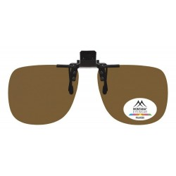 Sluneční klip na brýle