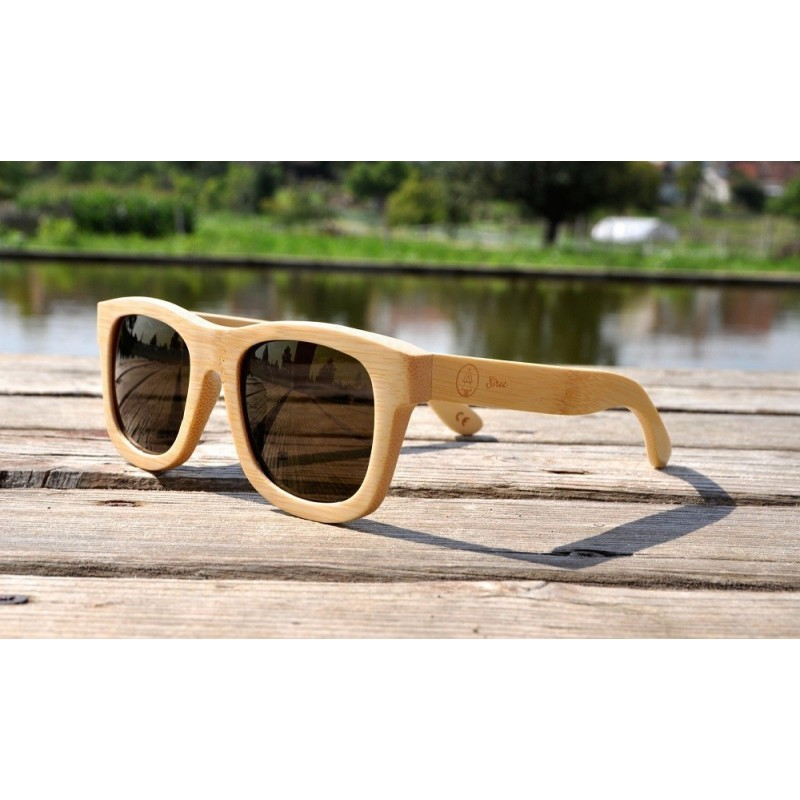 Dřevěné brýle Vend