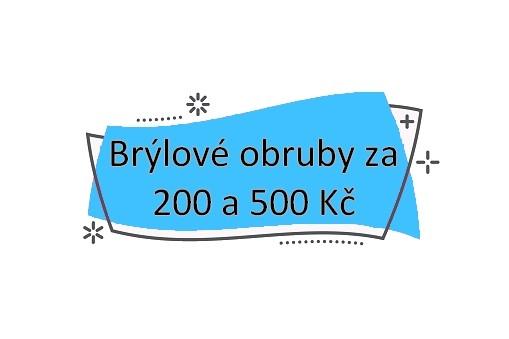 Akce: obruby za 250 a 500 Kč