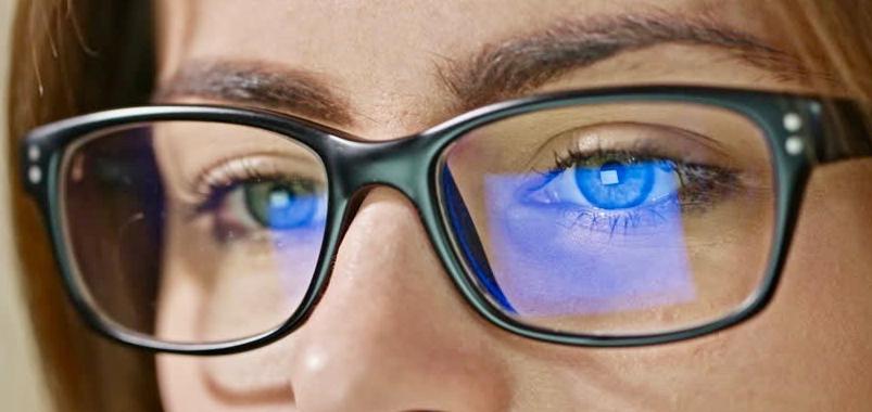Chraňte své oči modrým filtrem